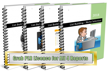 List Building Lead Magnets with PLR