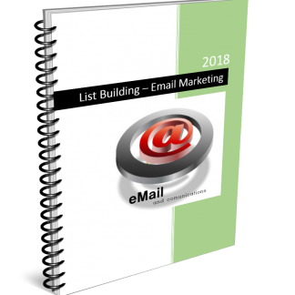List Building Cheat Sheet Email Marketing